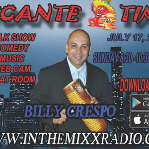 PICANTE TIME GUEST BILLY CRESPO