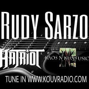 Thrash Zone w/ Rudy Sarzo, Hatriot, Bleed The Stone, Kaos N Kunfusion Part II