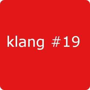klang#19