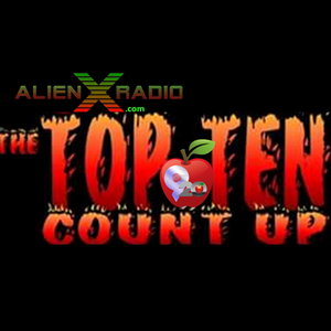 TOP TEN Countup with AlienStone-(6/25/17)