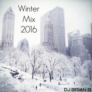 Winter Mix 2016 by DJ Brian B