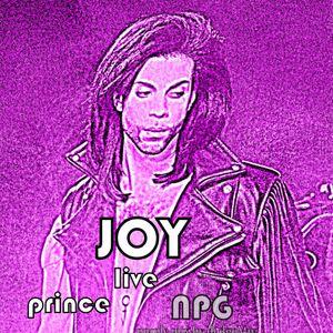Prince NPG live - JOY