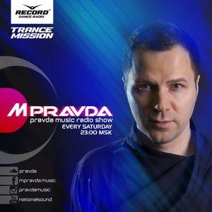 M.PRAVDA - Pravda Music 295 (Nov. 5 2016)