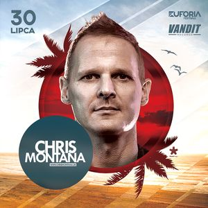 CHRIS MONTANA live at EUFORIA FESTIVAL Boszkowo (30.07.2016)