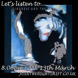 Let's listen to: Siouxsie and the Banshees - Peepshow