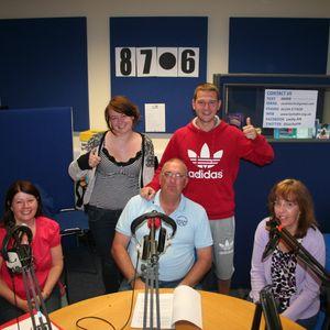 16-7-2012 Waverton Handbell Ringers on the Wake Up show