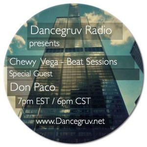 Don Paco's Dancegruv.net Mix