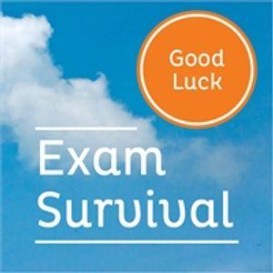 Exam Survival tips from UBU