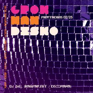 Grok Man Disko @ CAC Café (Vilnius, Feb '11)