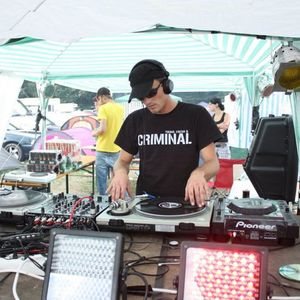 Dj Sickboy live @ Nature One Criminal Camp 30.07.2010