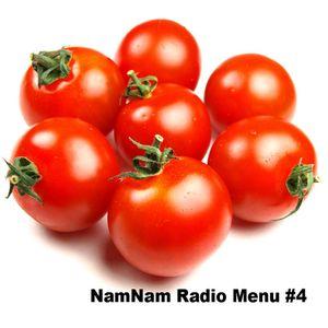 NamNam Radio Menu #4