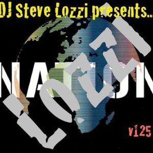 DJ Steve Lozzi - Lozzi Nation v125 [January 2016 MashUp Mix]