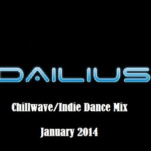 Chillwave/Indie Dance January 2014 Mix