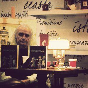 Emil Brumaru Infernala Comedie Bookfest 2015