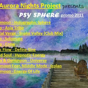 Aurora Nights Project - Psy Sphere promo 2011