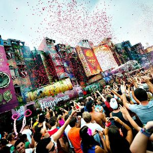 Tomorrowland 2012 Official AVOWAL Festival Party Mix