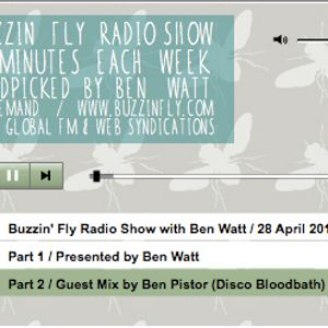 Ben Pistor - Buzzin' Fly Radio Mix