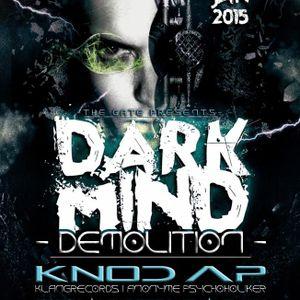 Knod AP - Dark Mind Demolition @ GATE 23.01.2016 (Villingen Schwennigen)