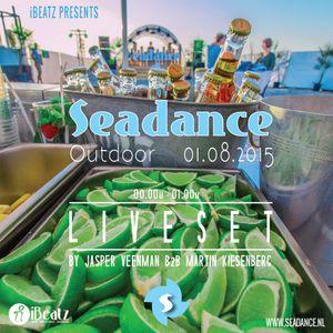 Seadance Outdoor Za 01.08.2015 - Live DJ Set by Jasper Veenman b2b Martin Kiesenberg