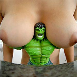 Hulk's Breakfast
