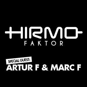 Hirmo Faktor @ Radio Sky Plus 31-08-2012 - special guest: Artur F & Marc F