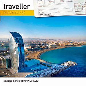 TRAVELLER - BARCELONA 02