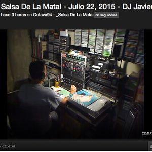 Salsa De La Mata! - Julio 22, 2015