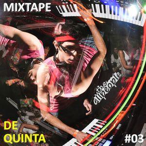 Johnny Ice - Mixtape de Quinta #03