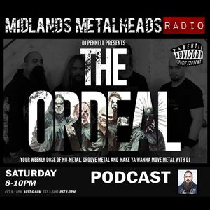The Ordeal with DJ Pennell - Show No8 - Saturday 21/10/2017