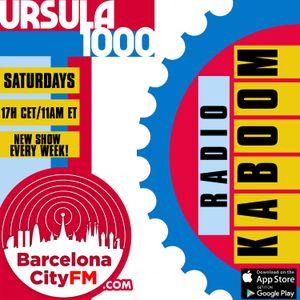 Radio Kaboom with Ursula 1000 Feb.27, 2021