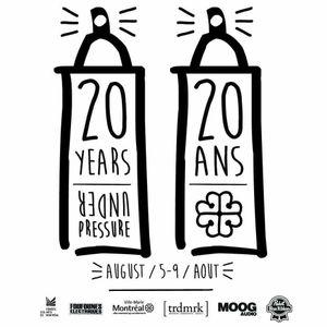 #9 - Pressure The Gazelle - UP2015 20th Anniversary Mixtape Series