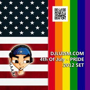 LUIS M : PRIDE - 4TH OF JULY : 2012 : 12.06.24