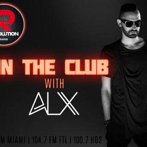 REVOLUTION IN THE CLUB (ALX) MAR 7