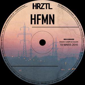 Horizontale Invite HFMN