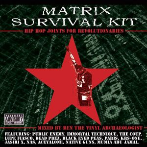 Matrix Survival Kit by Ren the Vinyl Archaeologist