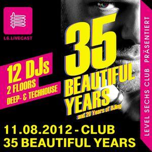 11.08.12 Club - 35 Beautiful Years II
