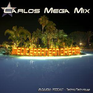 ★Carlos Mega Mix - Mediterranean Dream