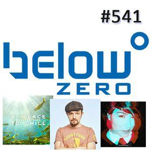 Below Zero Show #541