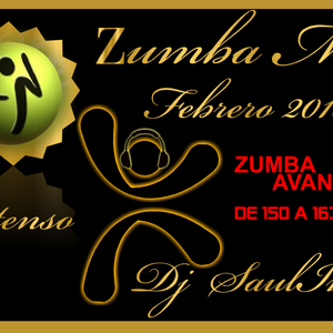 ZUMBA MIX FEBRERO 2018 DEMO-DJSAULIVAN