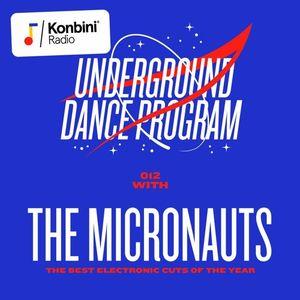 The Micronauts - Konbini Radio Underground Dance Program 012 [Guestmix]
