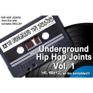 The Underground Tape Sessions - Underground Hip Hop Vol. 1