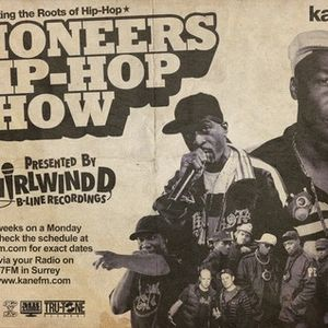 KFMP: The Pioneers Hip Hop Show#58 (28.3.16)