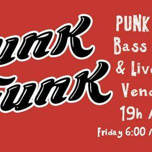 Kush Presents Punk Funk / Oysters Radio + Moombahton x Twerk Mix by SLXB! / Jan 17, 2014