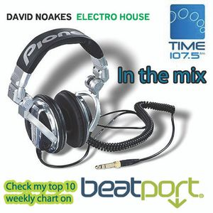 David Noakes - In the mix 035 broadcast on Time 107.5fm 5/4/13