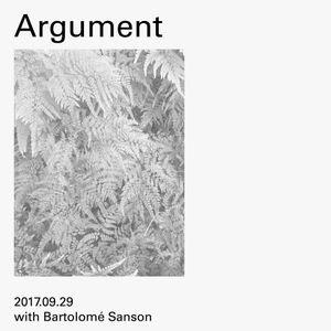 Argument (29.09.17)