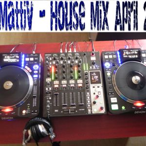 Mattiv - House mix April 2012