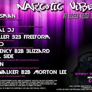 Narcotic Vibes @ Moorthorpe Hotel, South Elmsall - DJ Jim & MC Wagga 29th September 2012