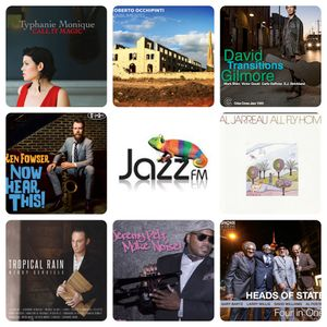 Full Circle on JazzFM: 19 February 2017