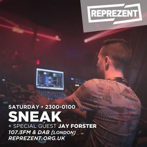 SNEAK Radio on Reprezent 014: Guest Mix Jack Osman & Cowlick Sounds [Live from XOYO]