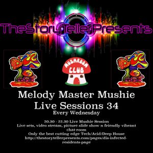melody master mushie session 34